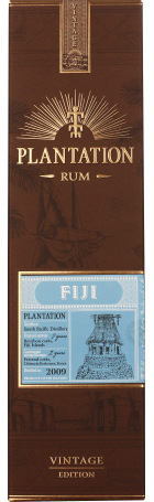 Plantation Fiji 2009 70cl