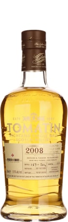 Tomatin Vintage 2008 Single Cask B&T 70cl