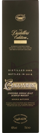 Cragganmore Distillers Edition 2005-2018 70cl