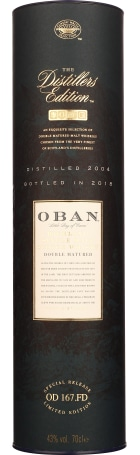 Oban Distillers Edition 2004-2018 70cl