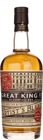 Compass Box Great King Street Marrying Cask B&T 70cl