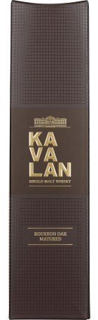 Kavalan Bourbon Oak Matured 70cl
