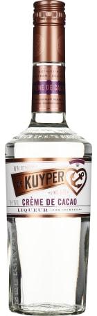 De Kuyper Crème de Cacao Wit 70cl