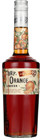 De Kuyper Dry Orange 70cl
