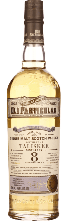 Douglas Laing's Talisker 8 years 2009 Old Particular 70cl