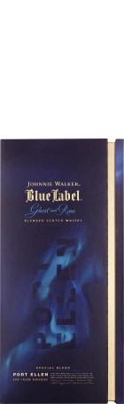 Johnnie Walker Blue Label Ghost and Rare Port Ellen 70cl