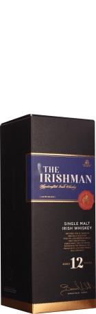 The Irishman 12 years Single Malt 70cl