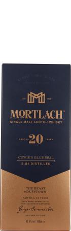 Mortlach 20 years Single Malt 70cl