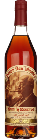 Pappy van Winkle Family Reserve 20 years Bourbon 70cl