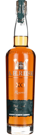A.H. Riise XO Reserve Port Cask Rum 70cl