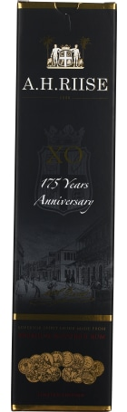 A.H. Riise XO 175 years Anniversary Rum 70cl