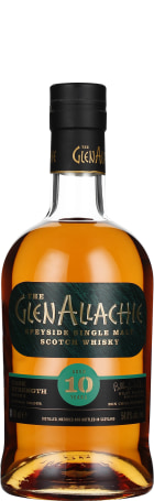 GlenAllachie 10 years Cask Strength Batch 2 70cl