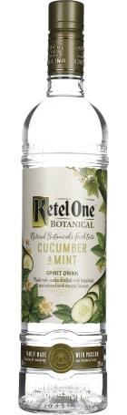 Ketel One Botanical Cucumber & Mint 70cl