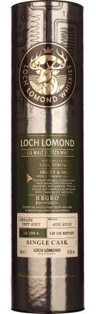 Loch Lomond Negro Barolo Cask 70cl