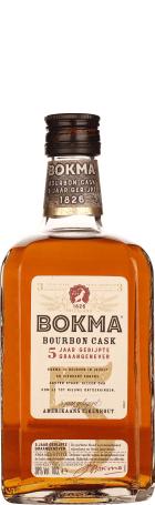 Bokma 5 jaar Gerijpte Graanjenever Bourbon Cask 70cl