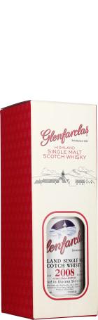 Glenfarclas Vintage 2008 Christmas Edition 70cl