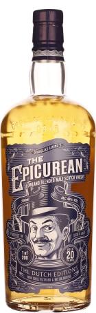 Douglas Laing's The Epicurean 20 years The Dutch Editions 70cl