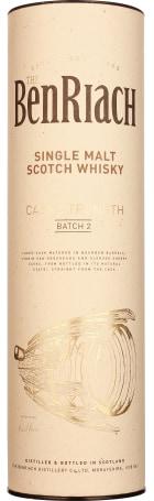 Benriach Cask Strength Batch 2 70cl