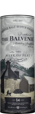 Balvenie 14 years The Week of Peat 70cl