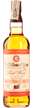 Tullibardine 1993 Moscatel Wood Finish Single Malt 70cl