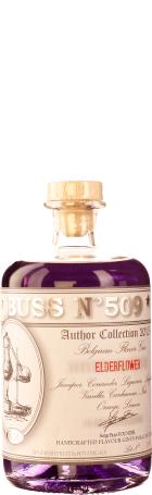 Buss No. 509 Elderflower Gin 70cl