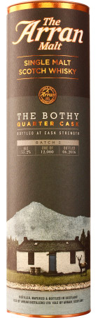 Arran The Bothy Quarter Cask Batch 2 70cl