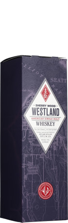Westland Sherry Wood Single Malt 70cl