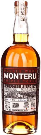 Monteru Brandy Triple Toast 70cl