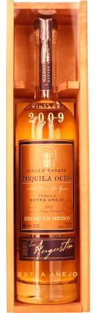 Tequila Ocho Extra Anejo 70cl