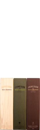 Jameson Trilogy Coffret Mini Collection 60cl