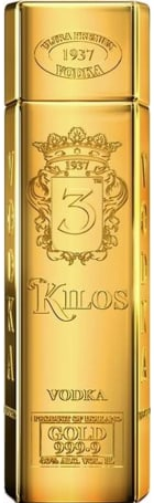 3 Kilos Vodka 1ltr
