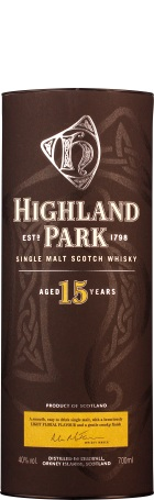Highland Park 15 years Single Malt 70cl