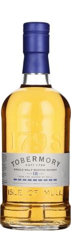 Tobermory 18 years Single Malt 70cl