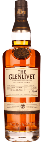 The Glenlivet 14 years Carn Dulack Single Cask Edition 70cl