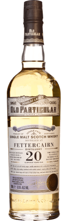 Fettercairn 20 years 1995 Old Particular 70cl