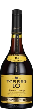 Torres 10 years Brandy 1ltr