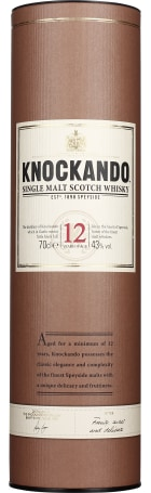 Knockando 12 years Single Malt 70cl