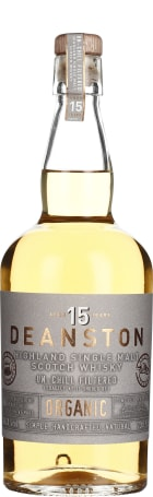 Deanston 15 years Organic 70cl