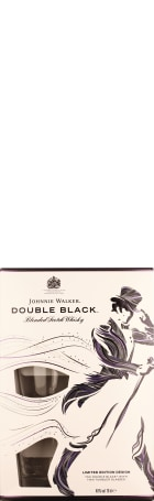 Johnnie Walker Double Black Label Giftset 70cl