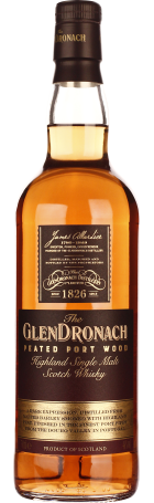 GlenDronach Peated Port Wood 70cl