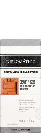 Diplomatico Single Barbet Column 70cl