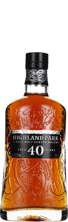 Highland Park 40 years Single Malt 70cl