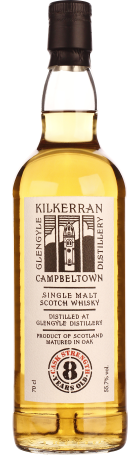 Kilkerran 8 years Single Malt 70cl
