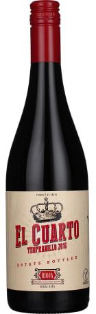 El Cuarto Tempranillo Rioja 75cl