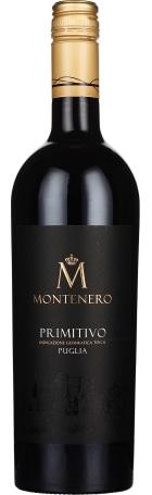 Montenero Primitivo 75cl