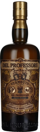 Vermouth Del Professore Classico - Red Top 75cl
