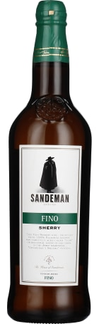 Sandeman Sherry Dry Seco 75cl
