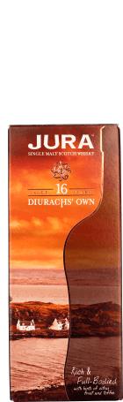 Isle of Jura 16 years Diurachs Own 70cl