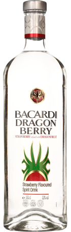 Bacardi Dragonberry 1ltr