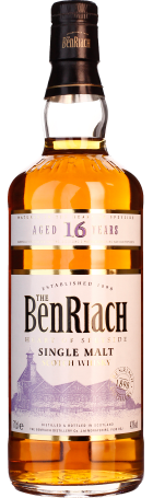 Benriach 16 years Single Malt 70cl